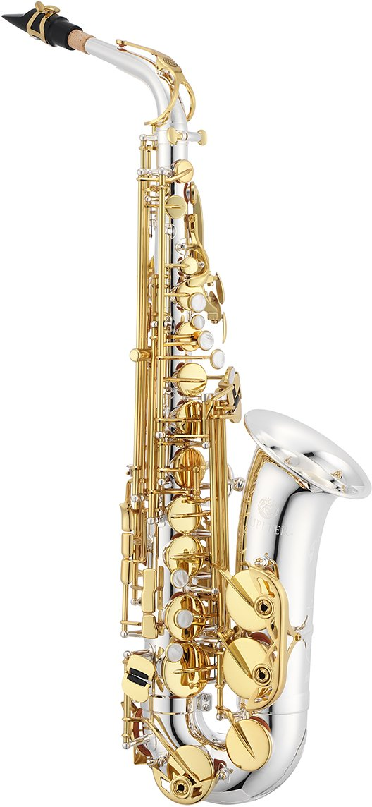 Jupiter 1100 Series JAS1100SG Alto Saxophone