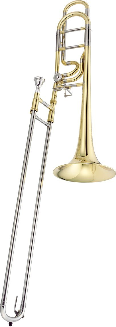 Jupiter 1100 Series JTB1150FO Trombone (Open Wrap F Attachment)