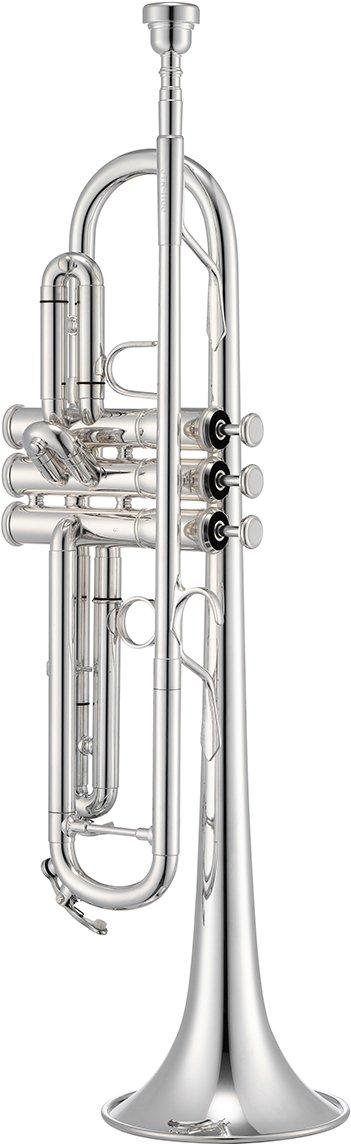 Jupiter 1100 Series JTR1100S Bb Trumpet (Silver Plated)
