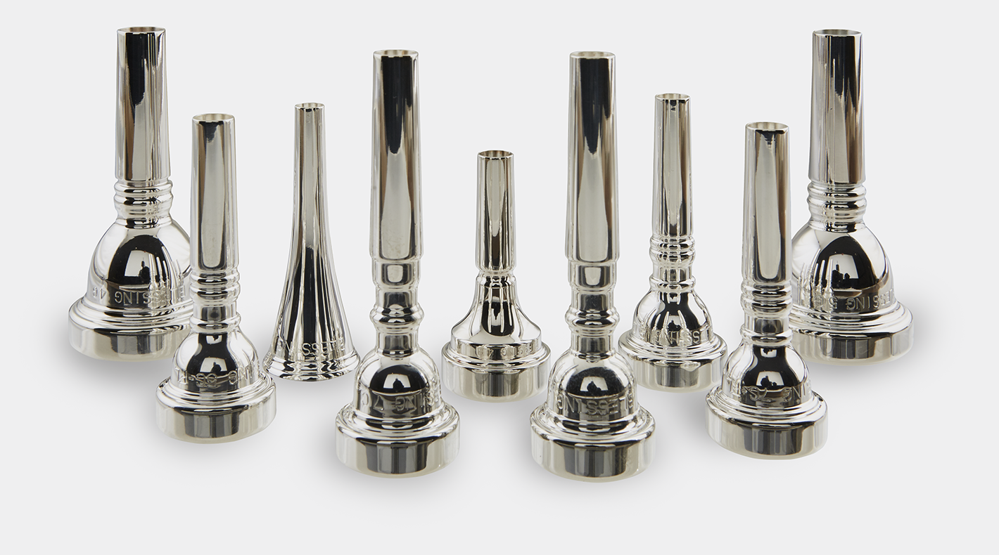 Blessing Cornet Mouthpiece