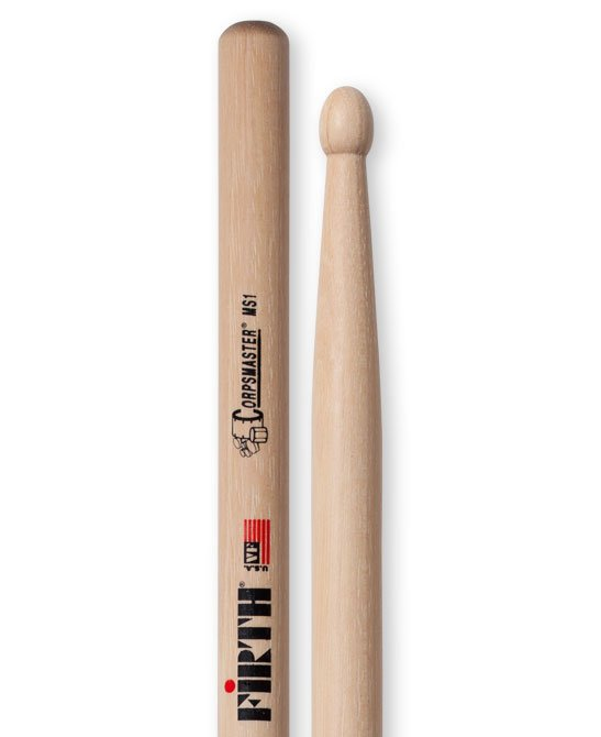 Vic Firth Corpsmaster Marching Sticks MS1