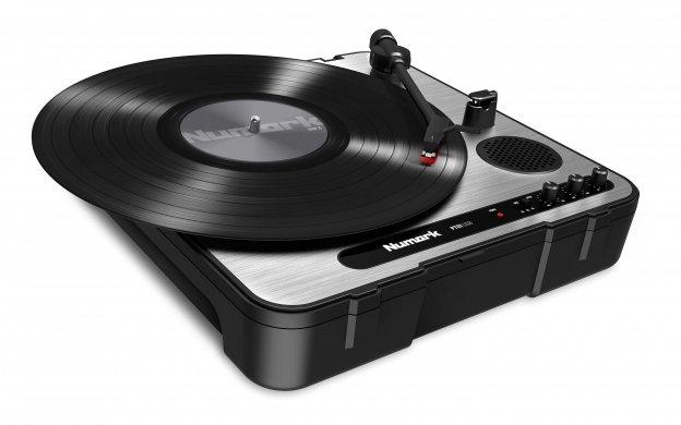 Numark PT01 Vinyl Archiving Turntable