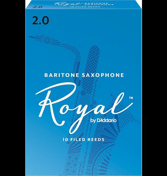 Rico Royal Baritone Sax Reeds