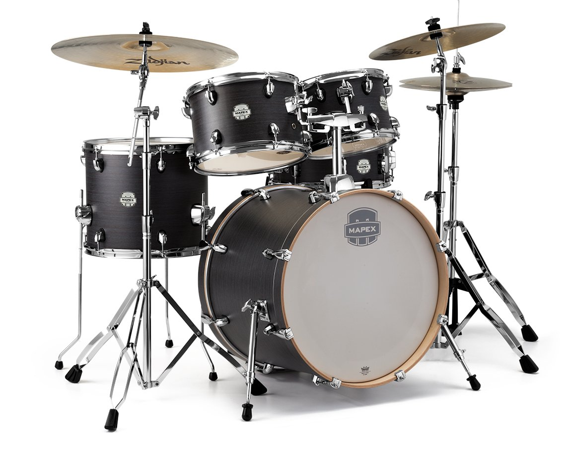 Mapex Storm Fusion 5 Piece Drum Kit
