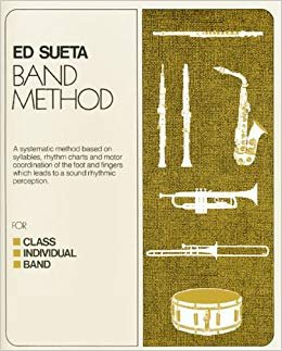 Ed Sueta Band Method - Book 1