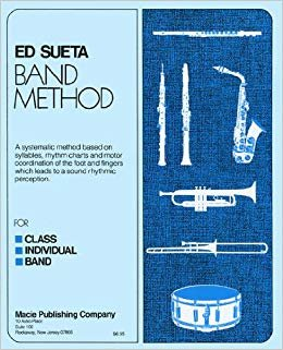 Ed Sueta Band Method - Book 3