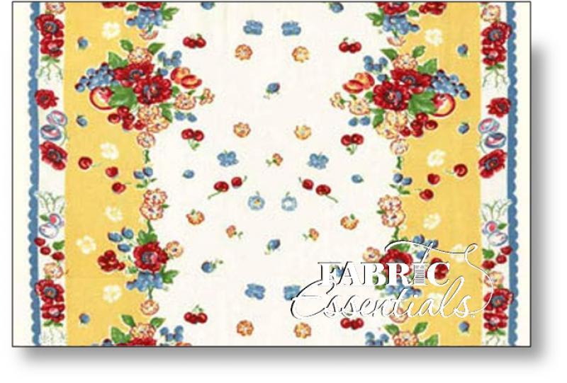 Moda Toweling - 920-120 - Granny Garden