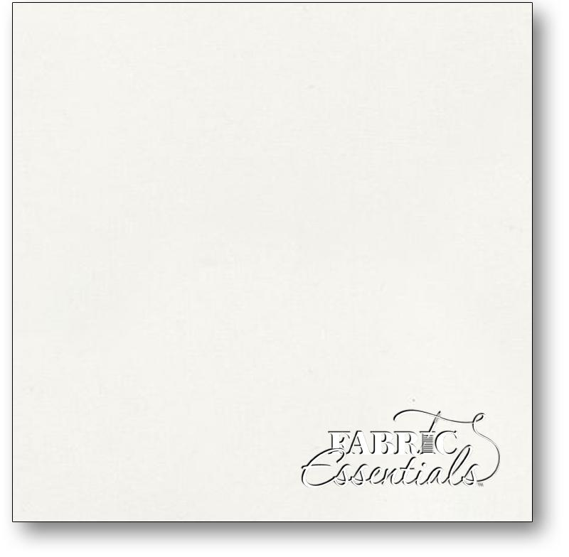 Robert Kaufman - Kona Premium Muslin - 118in WIDE BACKING - K054-1529 Bleached White