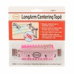 Longarm Centering Tape Measuring Tape Previously Item CBT-14