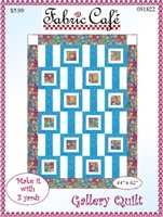 Gallery 3 Yard Quilt Pattern