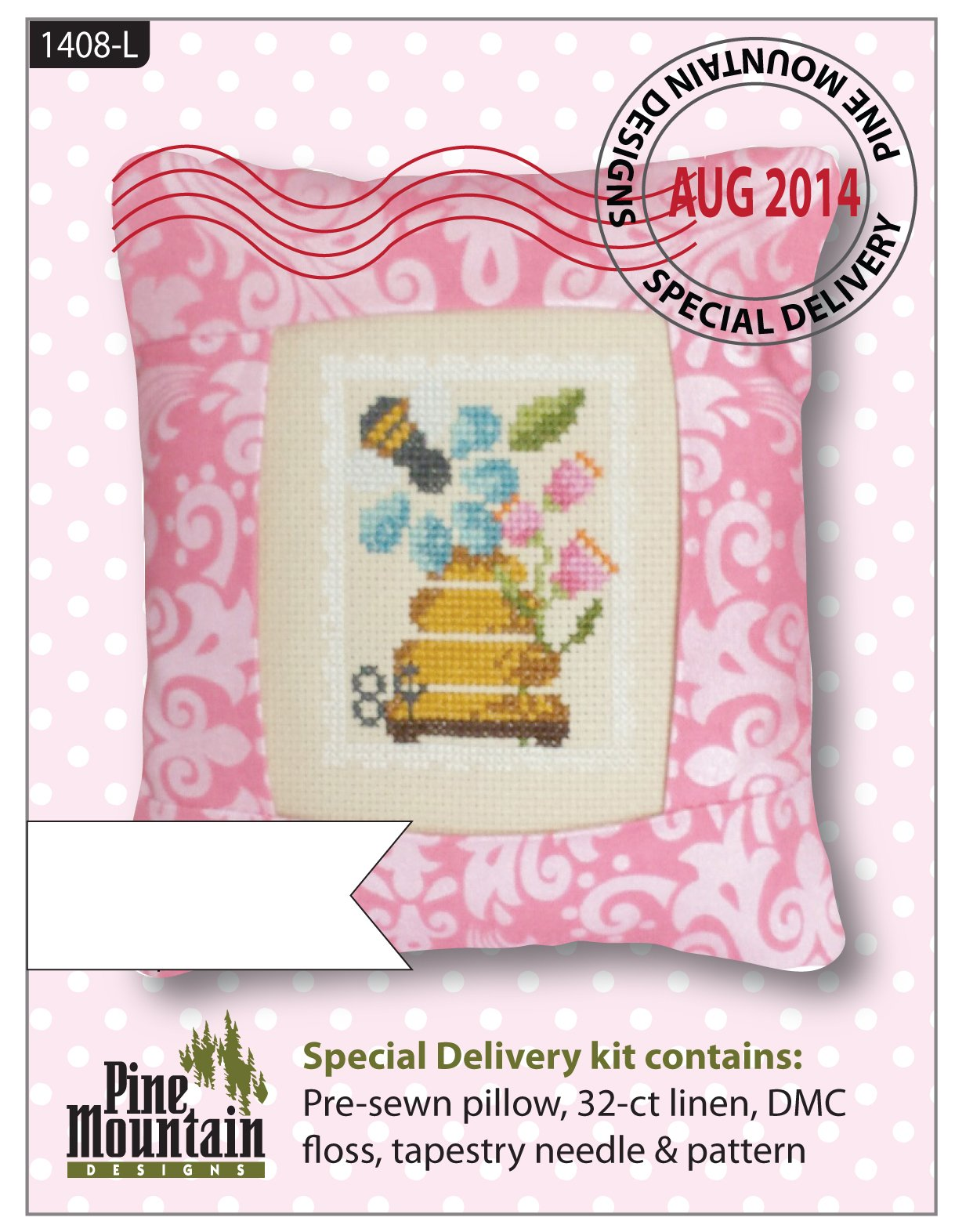 August Stamp Special Edition (1408)