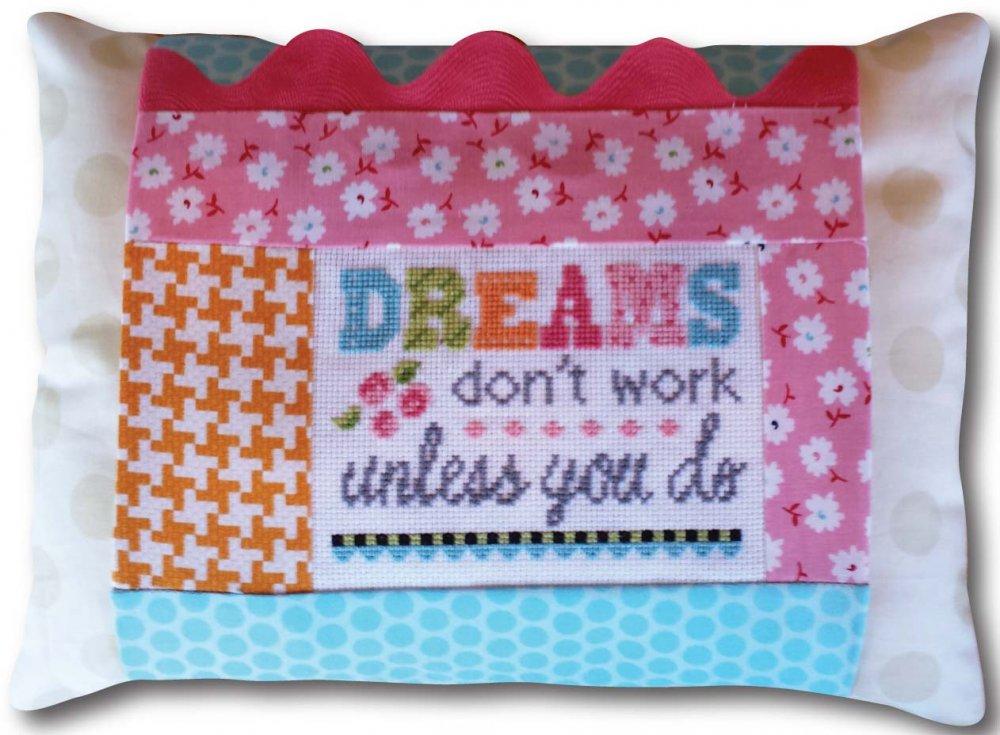 Dreams pillow kit #1417