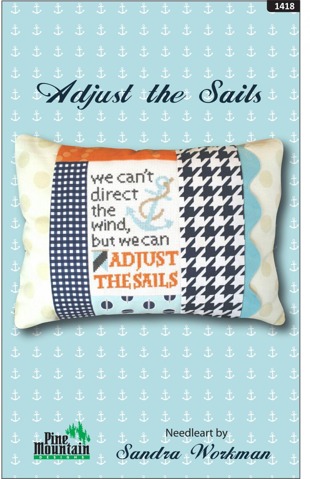 Adjust the Sails - Words of Wisdom 1418