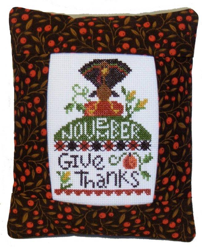 November - Give Thanks