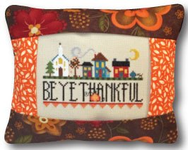 Be Ye Thankful pillow kit #988