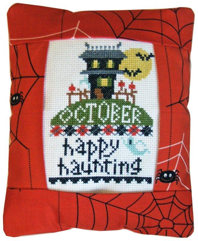 October HAPPY HAUNTING 983