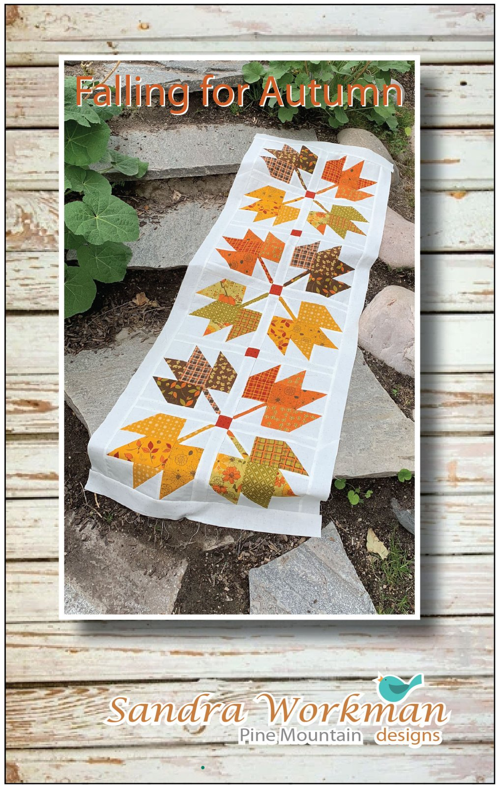 Falling for Autumn table runner pattern