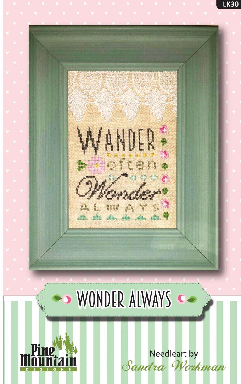 Wonder Always - Words of Wisdom LINEN KIT LK30