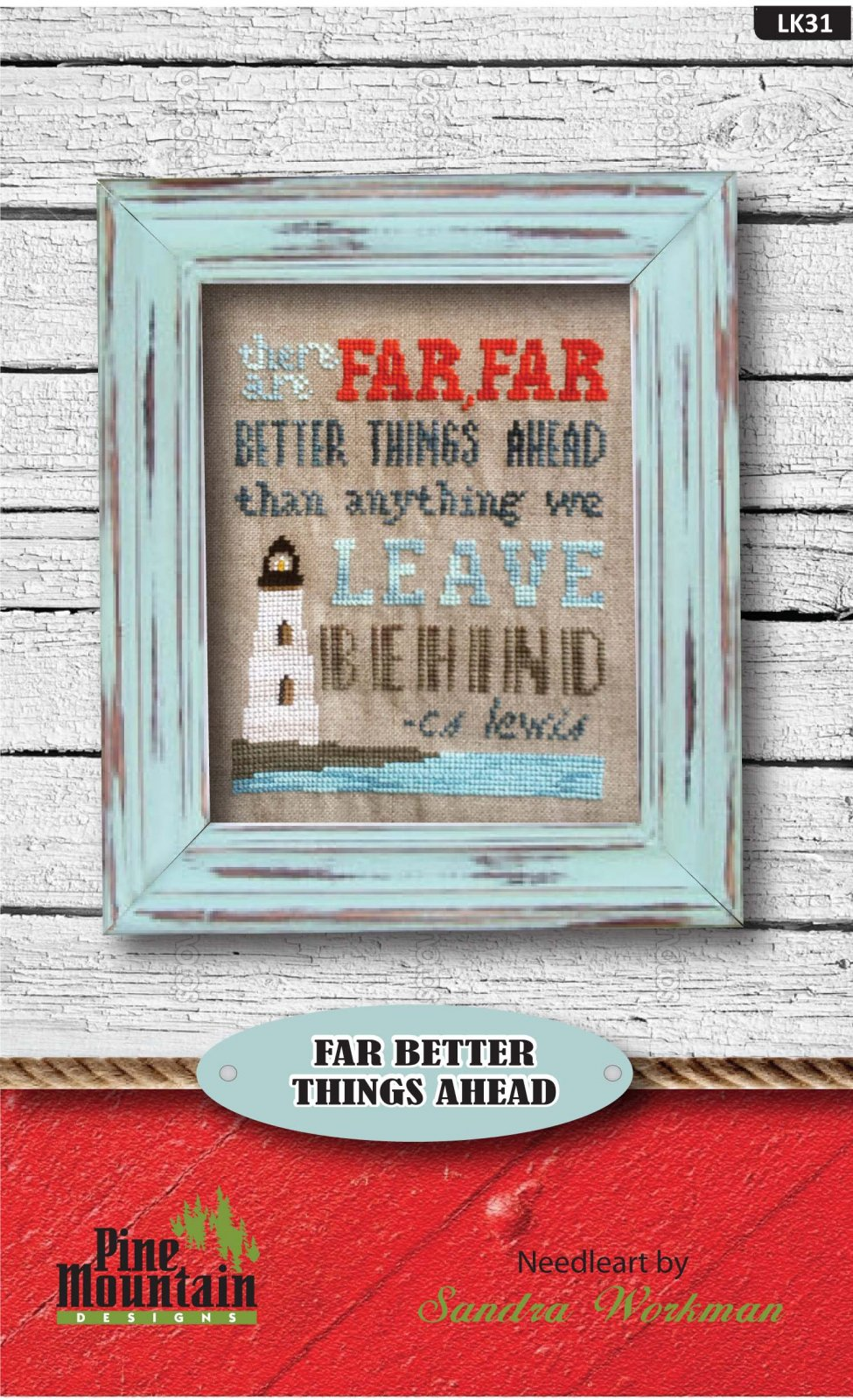 Far Far Better Things - Words of Wisdom LINEN KIT LK31