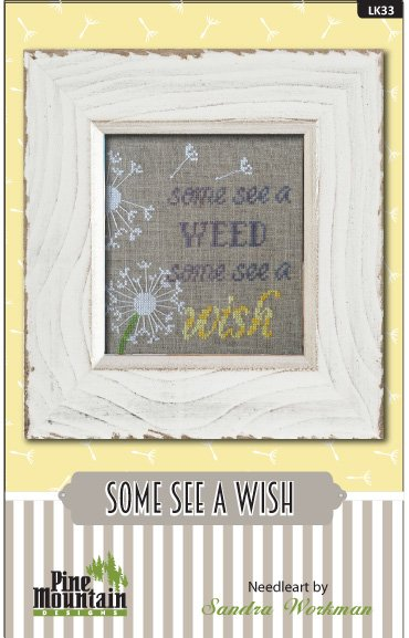 Some See A Wish - Words of Wisdom LK33