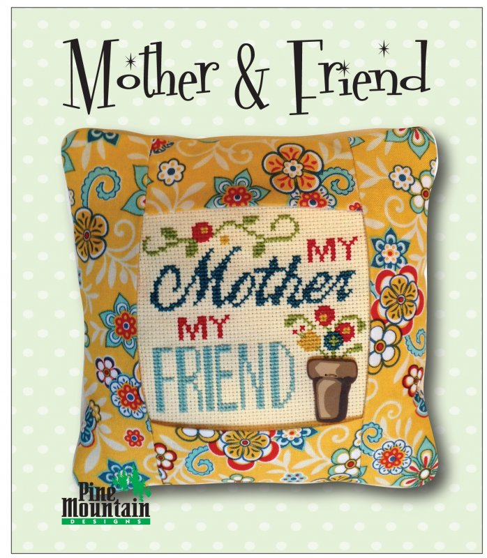 Mother & Friend small pillow kit