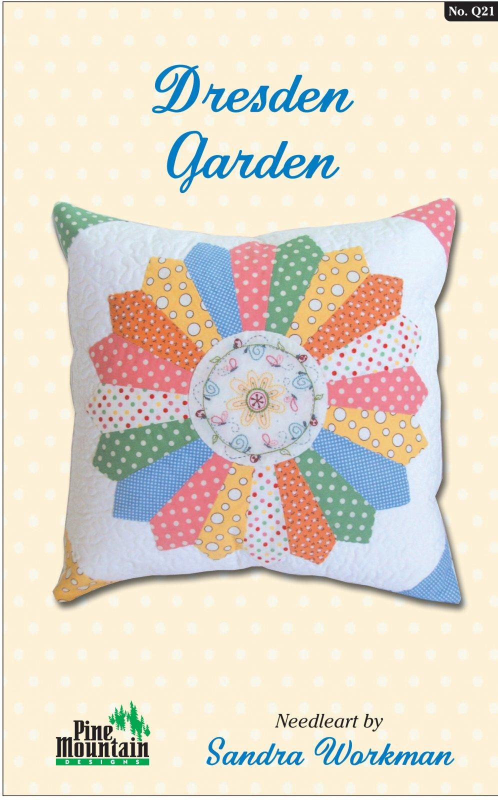 Q21 Dresden Flower Garden