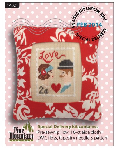 February Stamp Special Edition (1402)