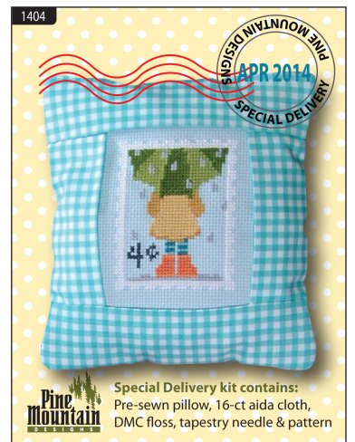 April Stamp Special Edition (1404)