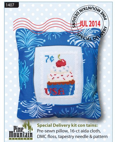 July  Stamp Special Edition (1407)