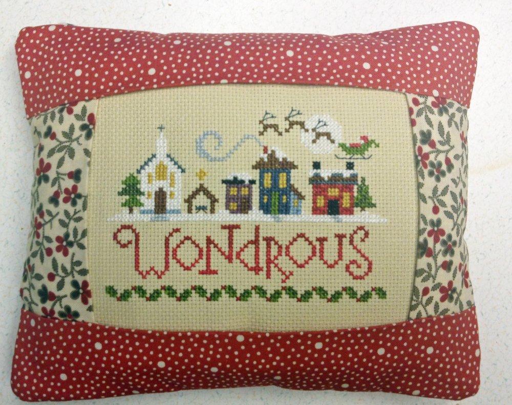 Wondrous  Pillow kit #989