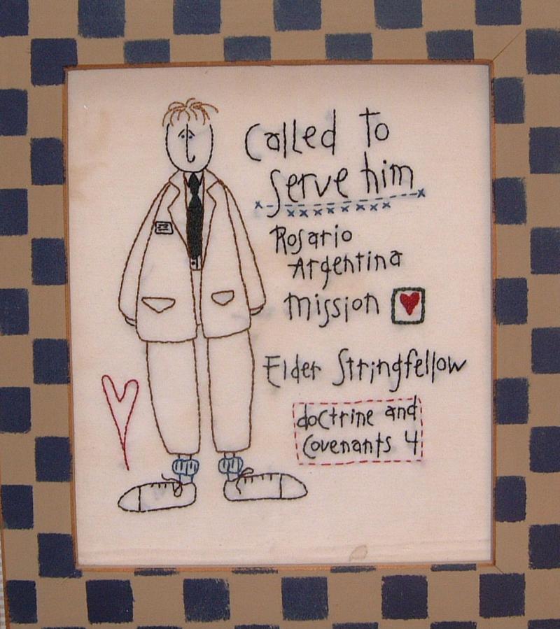 Missionary Sampler