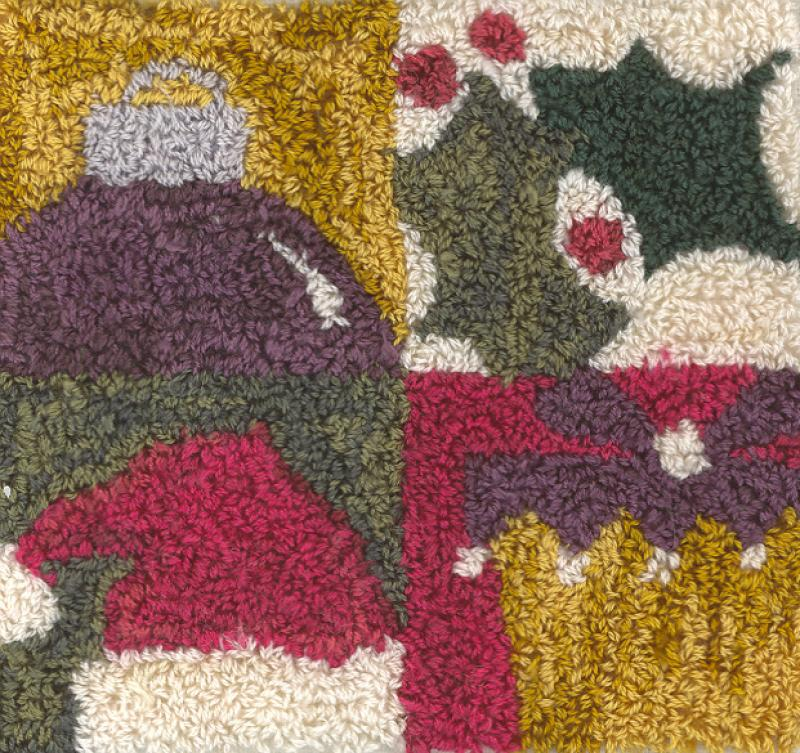 Christmas 4 patch