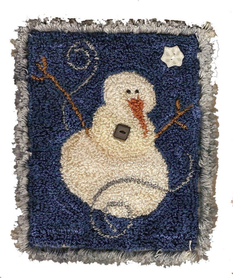 Cold Wind Snowman
