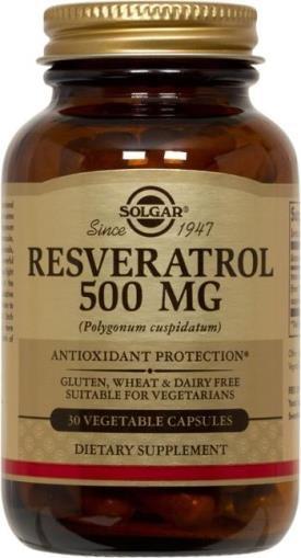Resveratrol 500 mg (30 Vegi-Caps)