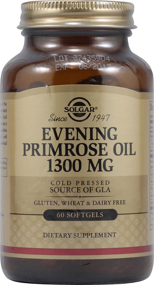 Evening Primrose Oil 1300mg (60 Softgels)