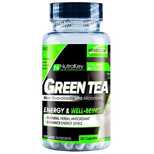 Green Tea Extract (100 Caps)