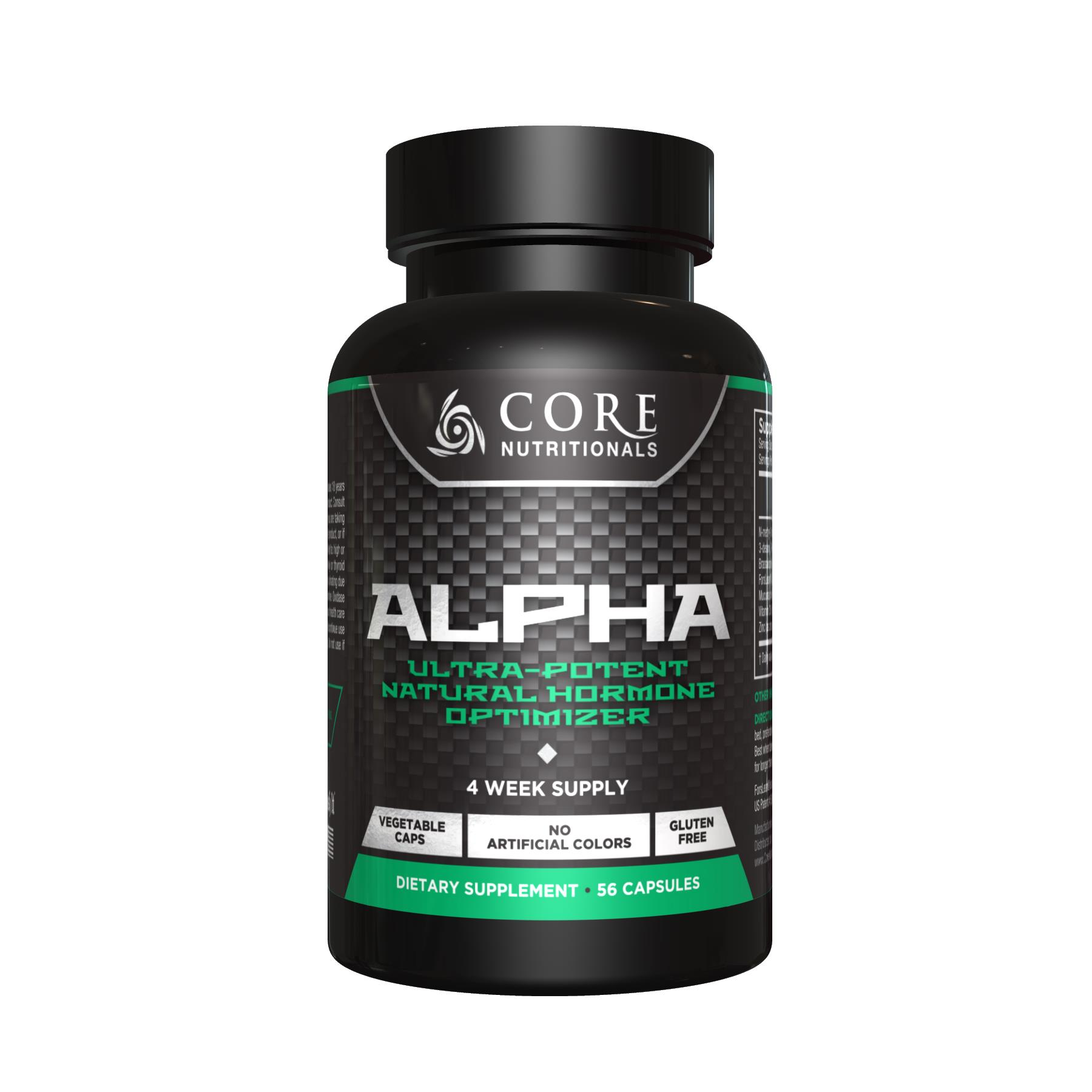 Core Alpha (56 Caps)
