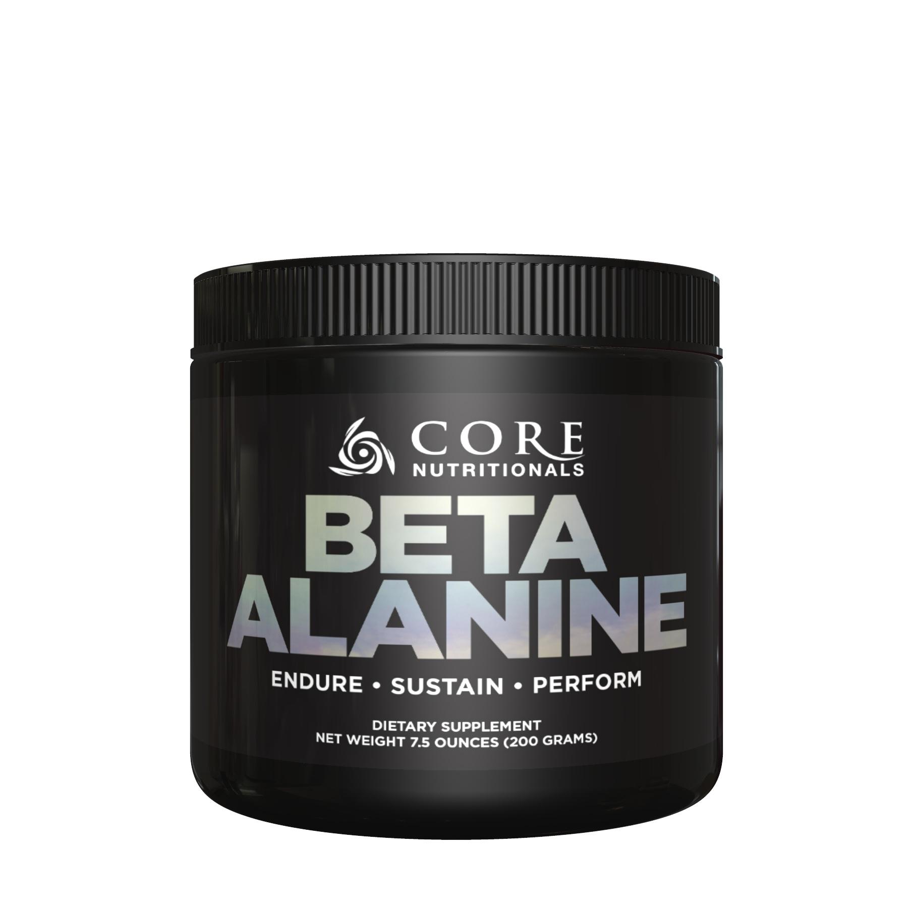 Core Beta Alanine (200 Grams)