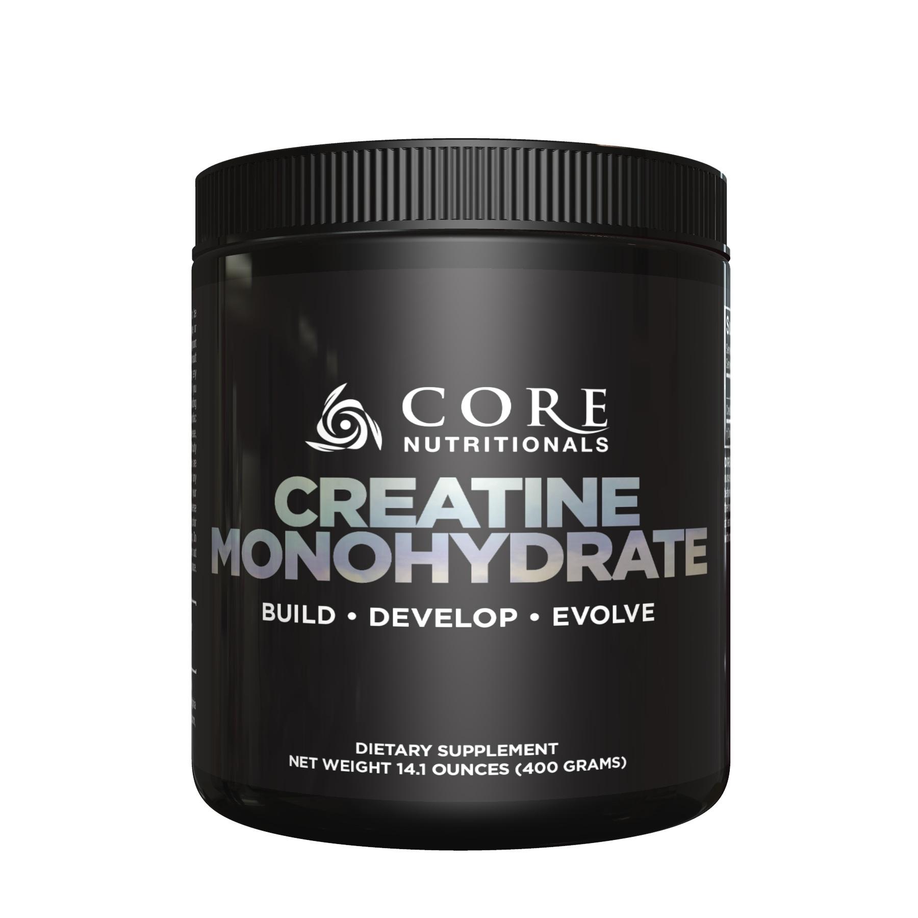 Core Creatine Monohydrate (400 Grams)