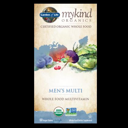 mykind Organics Men's Multi