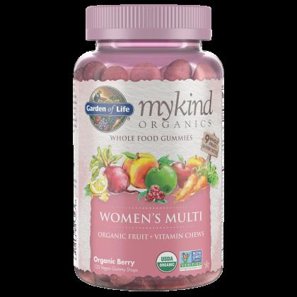 mykind Organics Women's Multi (120 Vegan Gummy Drops)