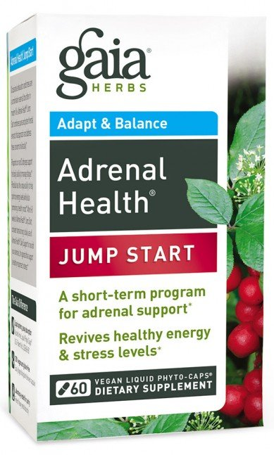 Adrenal Health Jump Start (60 Vegan Liquid Phyto-Caps)