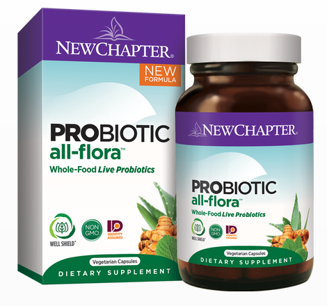 Probiotic All-Flora (Vegetarian Capsules)