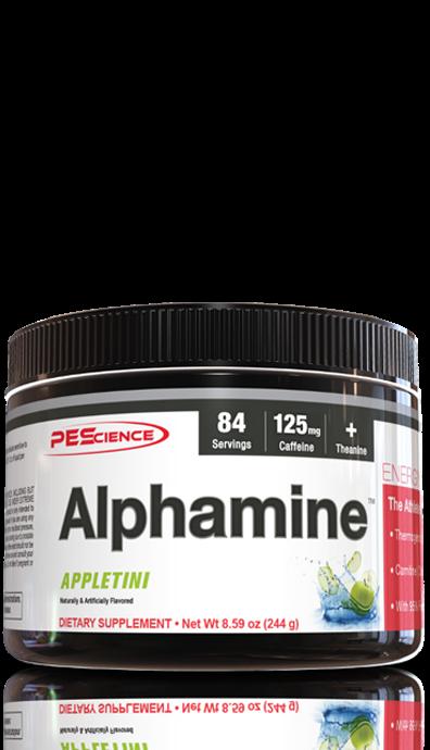 Alphamine (84 servings)