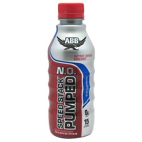 Speed Stack Pumped N.O. (1 Bottle)