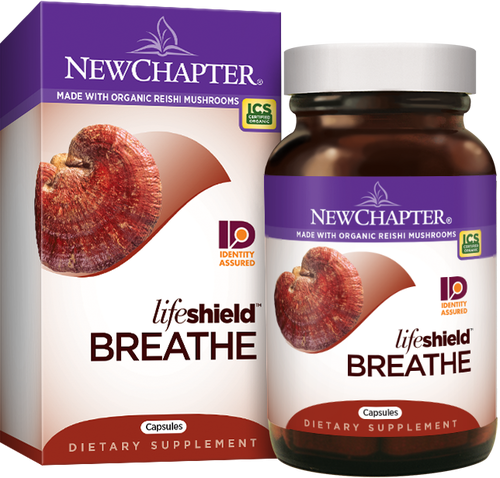 LifeShield Breathe (60 Vegi-Caps)