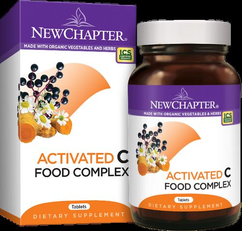 Activated C Food Complex (90 Tabs)