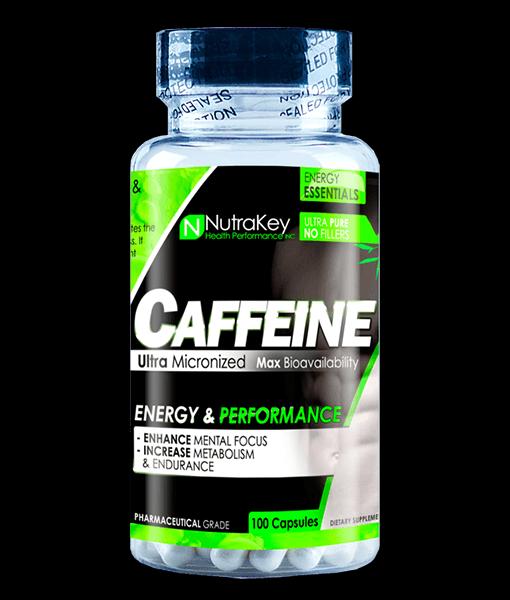 Caffeine (100 Caps)