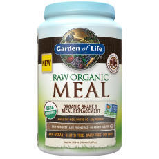 Raw Organic Meal Shake & Meal Replacement (28 Servings)