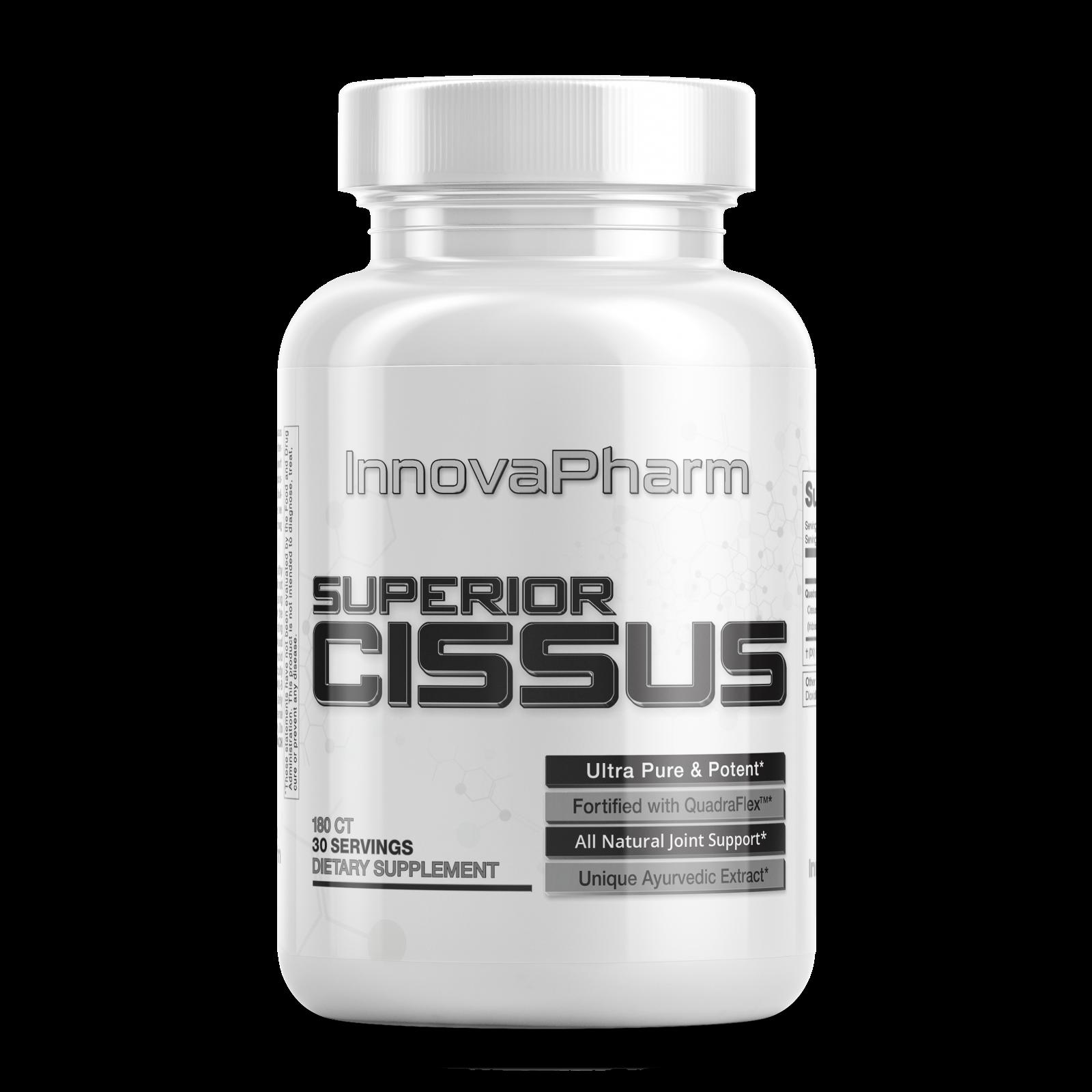 Superior Cissus (180 Caps)